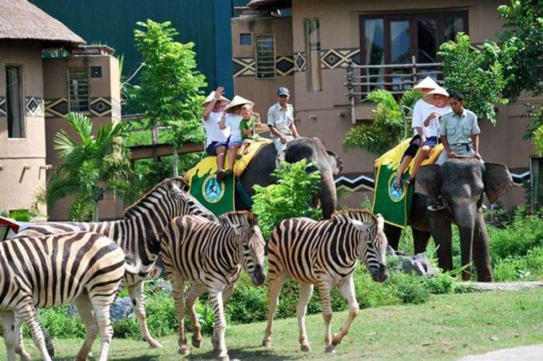 حديقة الحيوان في بالي