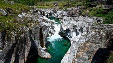 صورة معلومات عن نهر فيرزاسكا في سويسرا .. تعرف على نهر فيرزاسكا واحدا من أنقى أنهار العالم