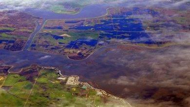صورة معلومات عن سهول الدلتا نهر النيل .. أهم المعلومات عن سهول دلتا نهر النيل ..