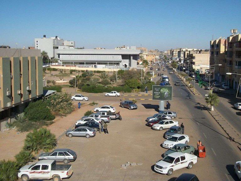 معلومات عن مدينة سبها ليبيا