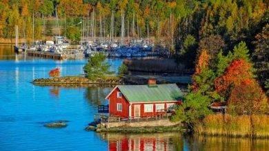 صورة الحياة الريفية في فنلندا .. قرى ومدن ريفية مذهلة سوف تستمتع بزيارتها في فنلندا