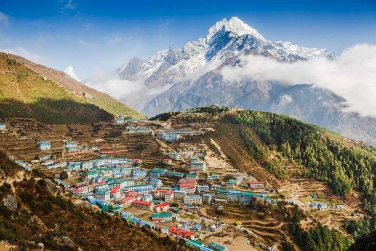 الحياة الريفية في نيبال