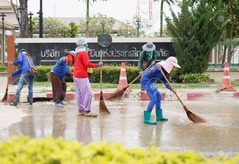 أفكار لليوم العالمي للنظافة_وصف اليوم