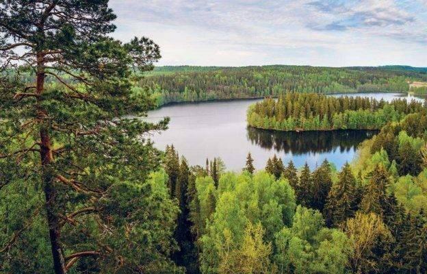 الحياة الريفية في فنلندا