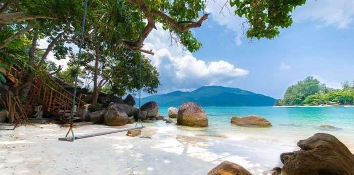 الظّروف المناخيّة العامّة في تايلند