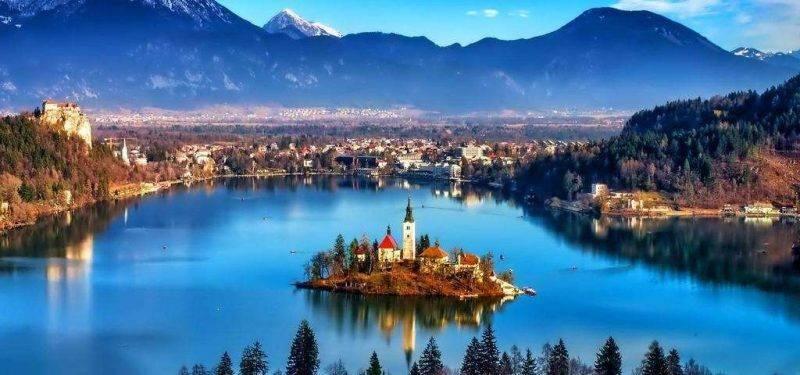 الحياة الريفية في سلوفينيا