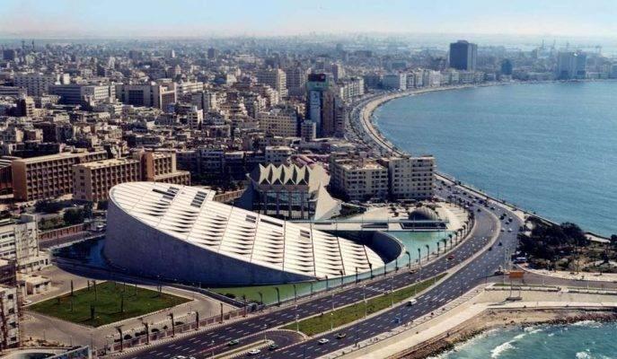 معلومات عن مدينة الإسكندرية