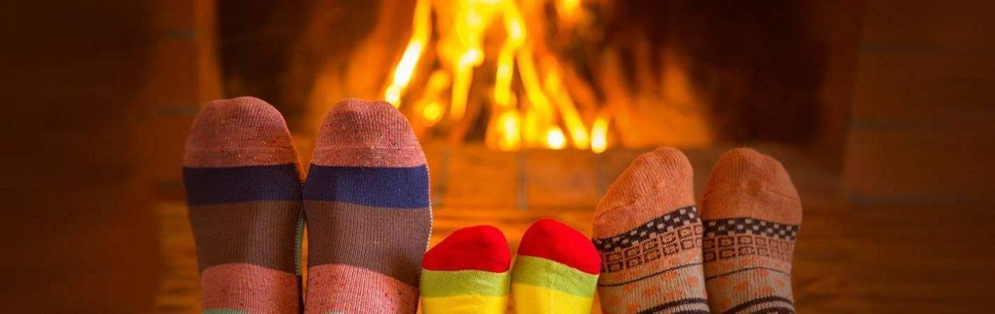 تدفئة المنزل