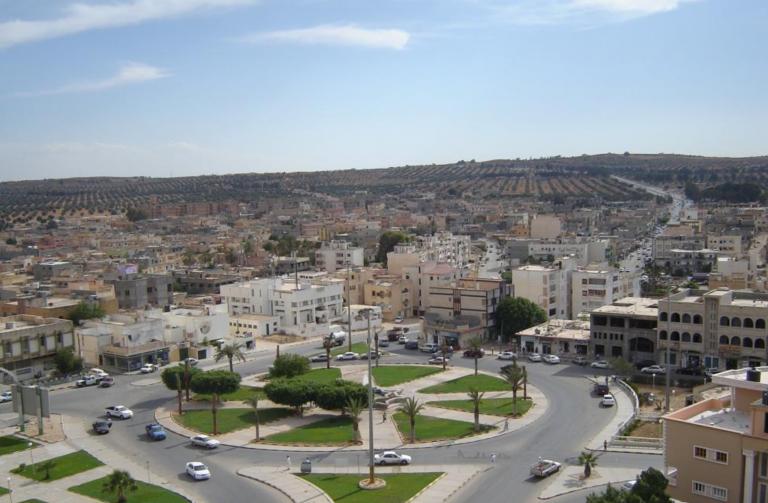 معلومات عن مدينة ترهونة ليبيا
