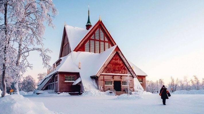 الحياة الريفية في السويد