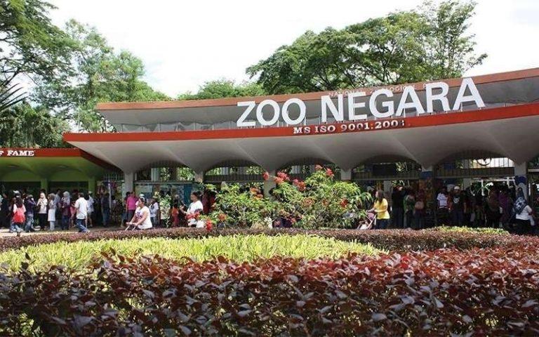 حديقة الحيوان في سيلانجور