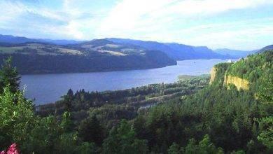 صورة معلومات عن نهر كولومبيا .. تعرف على نهر كولومبيا ..