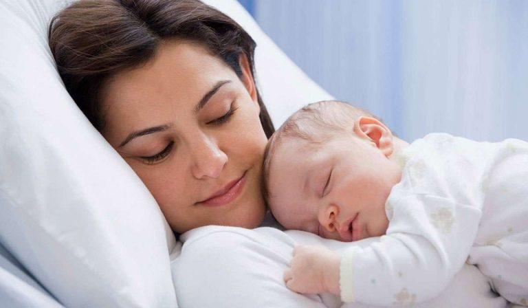 الاستعداد للأمومة