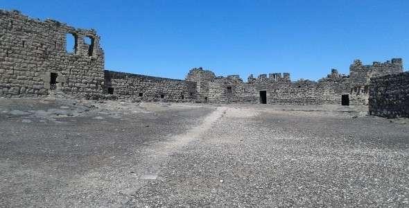 قلعة الأزرق