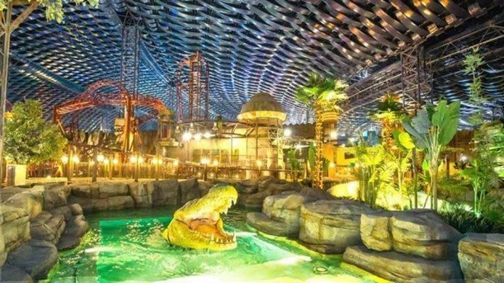 img عوالم المغامرة - حدائق دبي الترفيهية