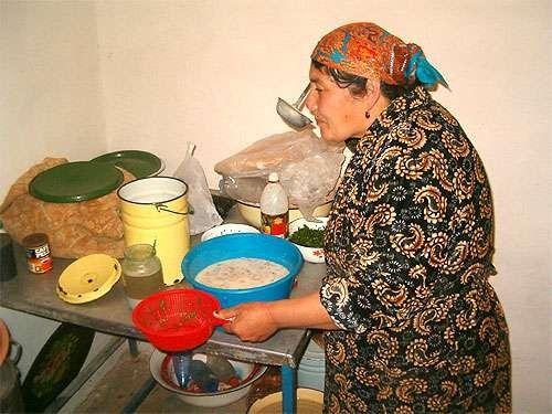 سكان الريف - الحياة الريفية في أوزبكستان
