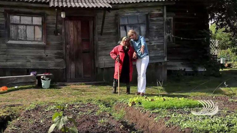 معلومات عن الحياة الريفية في روسيا