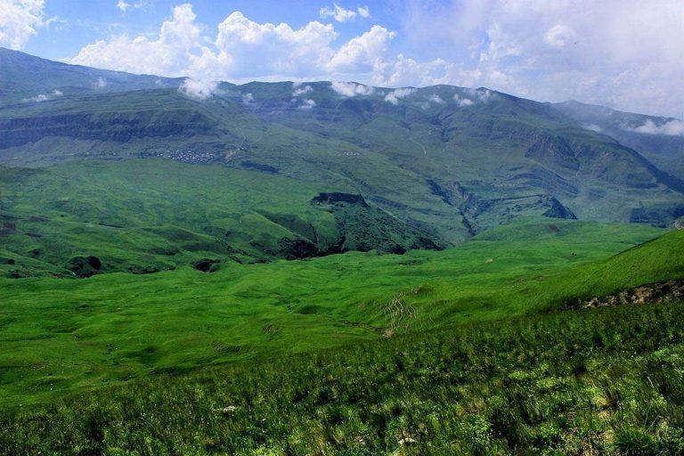 الطقس في أذربيجان خلال فصل الشّتاء