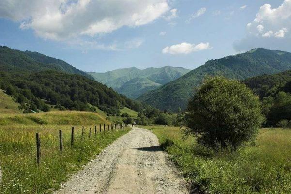 الحياة الريفية في رومانيا