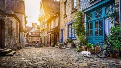 القرى الريفية في بلجيكا