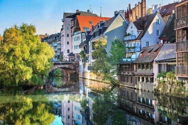 الحياة الريفية في ألمانيا