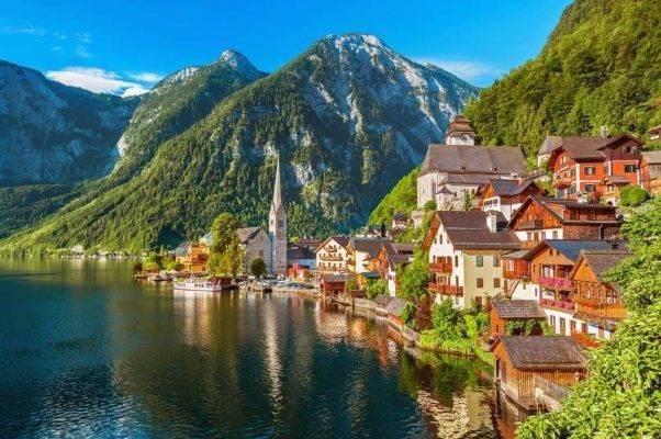 الحياة الريفية في النمسا