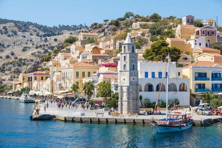 الحياة الريفية في اليونان