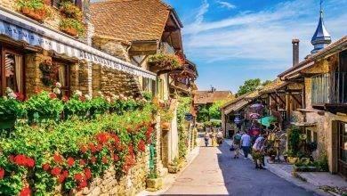 Photo of الحياة الريفية في فرنسا .. أجمل القرى الريفية في فرنسا وأكثرها سحرًا
