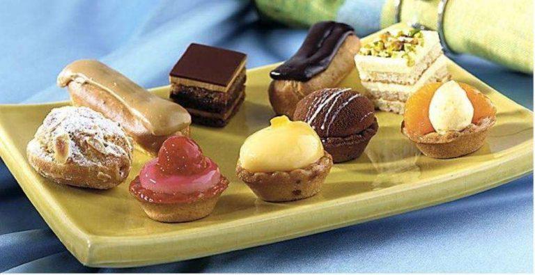 أشهر الحلويات الفرنسية