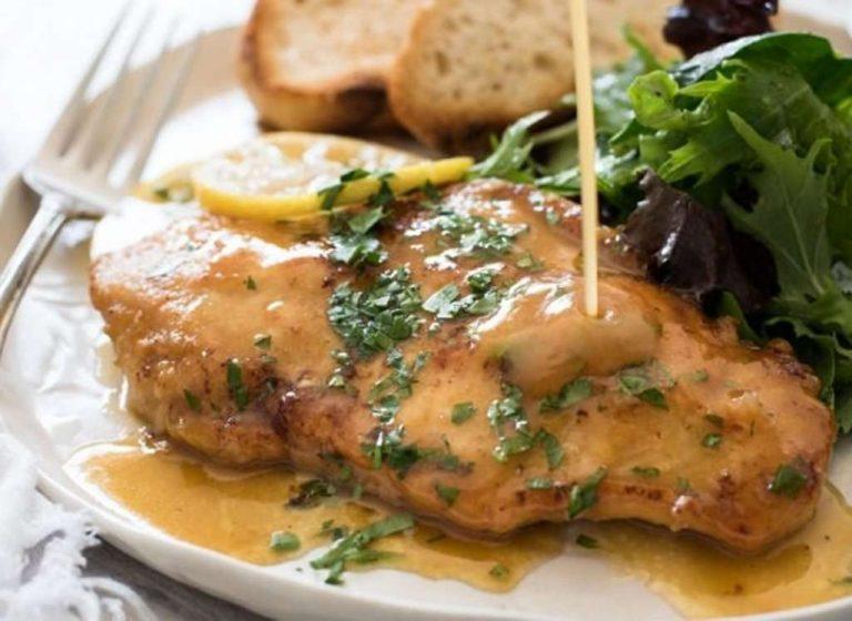 أكلات فرنسية بالدجاج