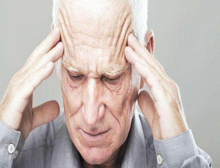 أمراض نفسية تصيب كبار السن