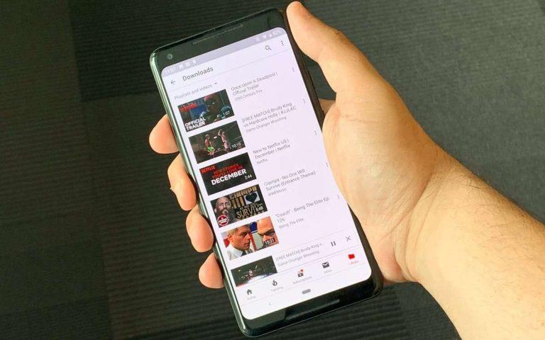 أولًا طريقة حفظ اليوتيوب في الأيفون apple