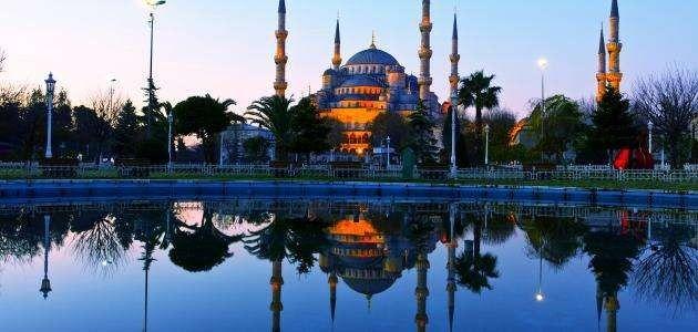 السياحة في تركيا في شهر نوفمبر