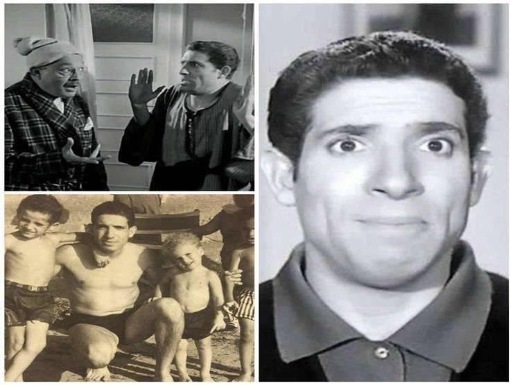قصة حياة الممثل محمد عوض