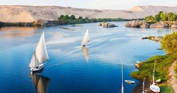 اهمية نهر النيل فى السودان