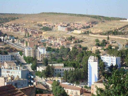 معلومات عن مدينة تيارت الجزائر
