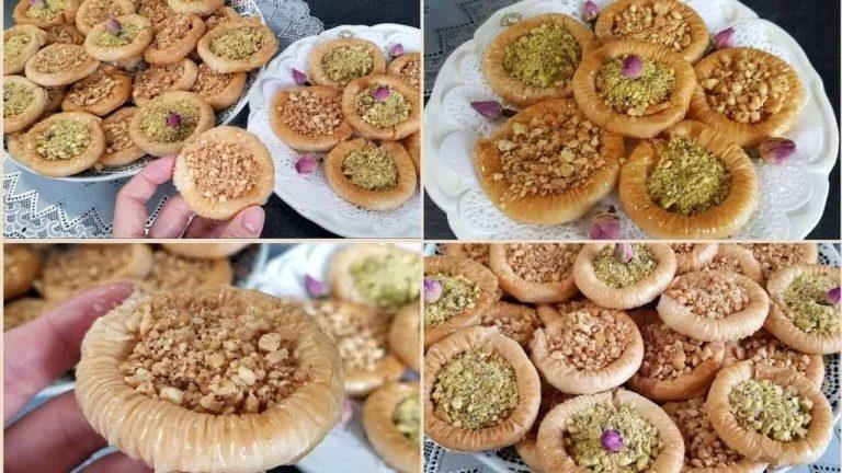 حلويات مشهورة بتركيا
