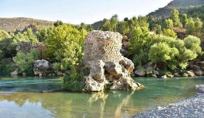 أين يقع نهر نهر الخابور