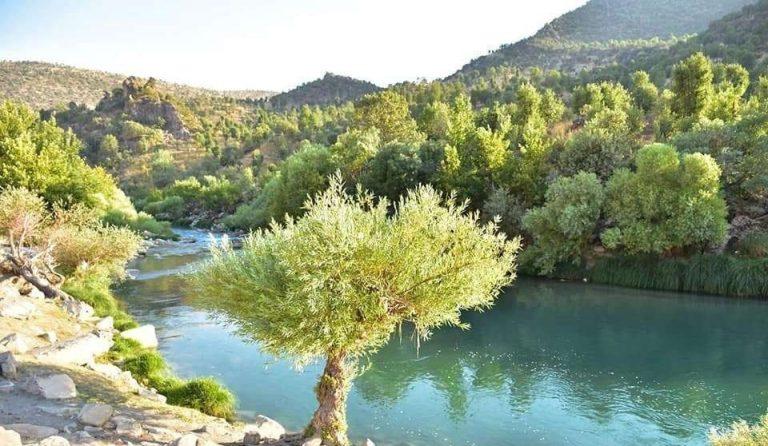 معلومات عن نهر الخابور