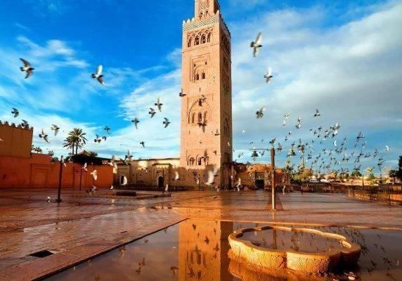 الطقس في المغرب صيفًا