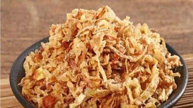 Photo of طريقة حفظ البصل المقلي… إليك الطريقة الصحيحة لعمل وحفظ البصل المقلي