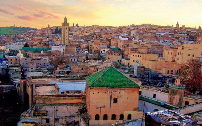 السياحة في المغرب شهر اكتوبر