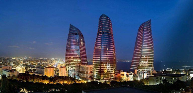 السياحة في اذربيجان في شهر ابريل