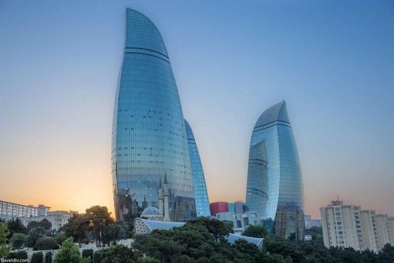 السياحة في اذربيجان في شهر يوليو