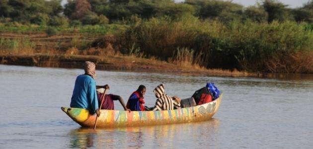 معلومات عن نهر السنغال