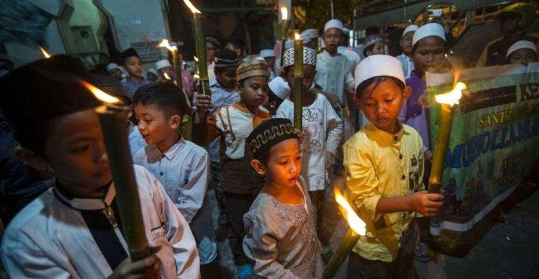 الصيام في اندونيسيا