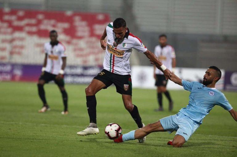 الفريق الحالي - معلومات عن نادي مولودية الجزائر