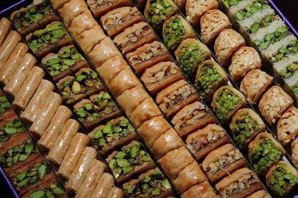 حلويات مشهوره في الكويت