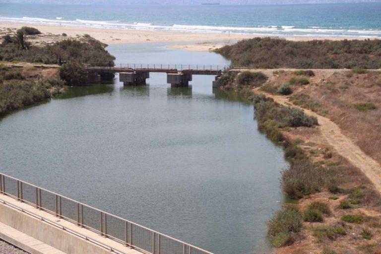معلومات عن نهر النعامين
