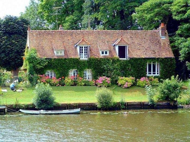 السياحة في فرنسا الريف